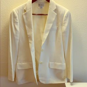 Women Jacket- the color in between white and cream